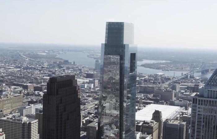 Aerial Footage – Philadelphia – 1