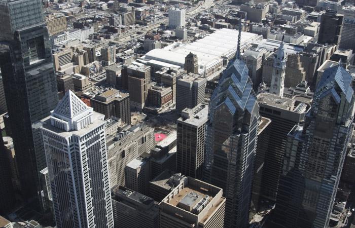Aerial Footage – Philadelphia – 3