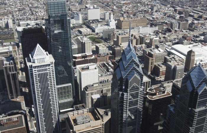 Aerial Footage – Philadelphia – 4