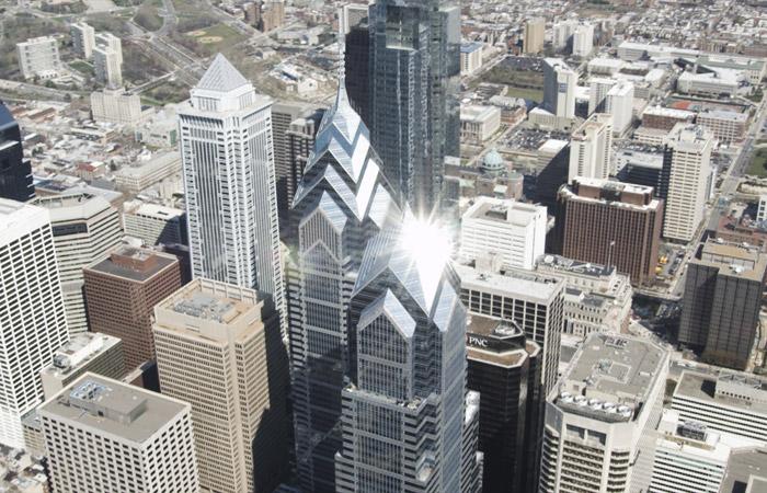 Aerial Footage – Philadelphia – 5