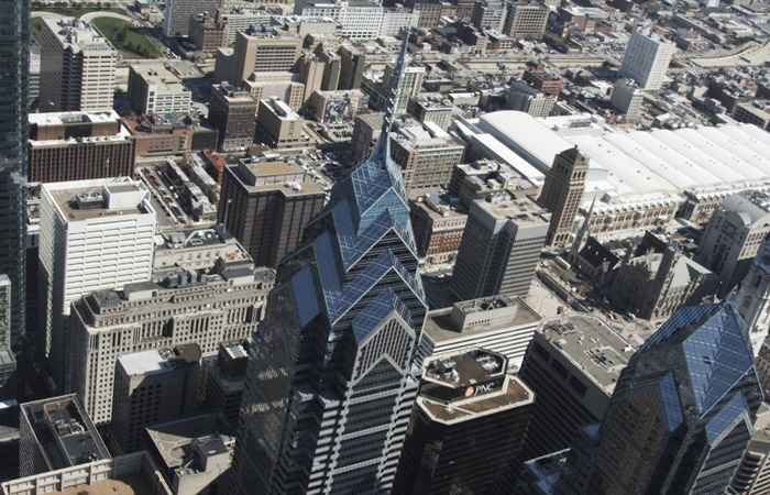 Aerial Footage – Philadelphia – 7