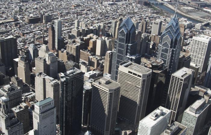 Aerial Footage – Philadelphia – 8