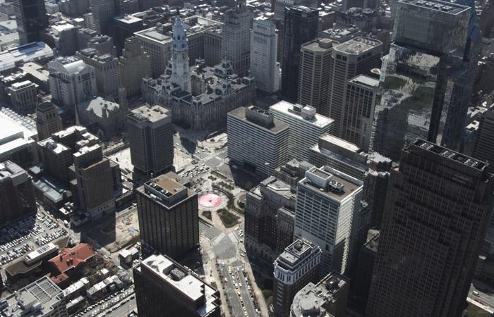 Aerial Footage – Philadelphia – 9