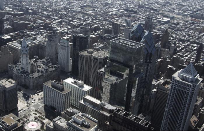 Aerial Footage – Philadelphia – 10