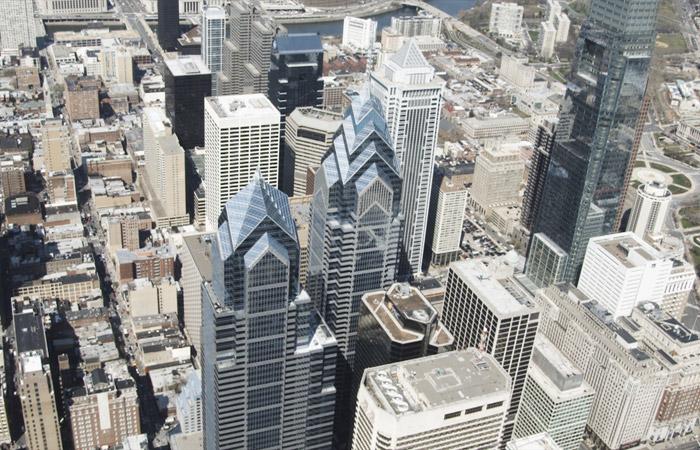 Aerial Footage – Philadelphia – 11