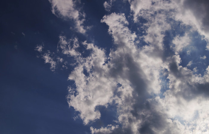 Clouds Timelapse 8