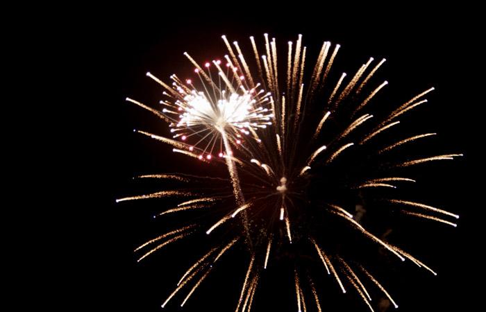 Fireworks 1 – 120fps