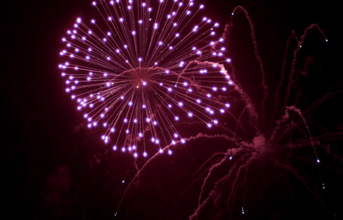 Fireworks 10 – 120fps