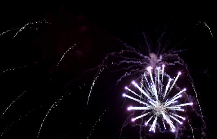 Fireworks 11 – 120fps