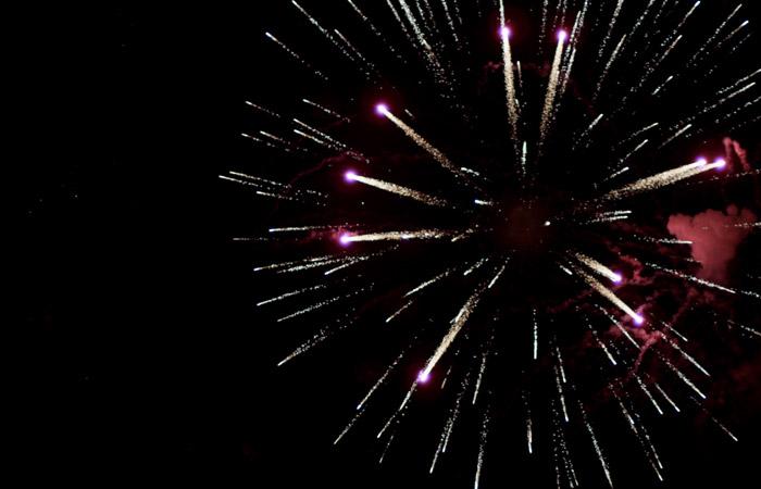 Fireworks 13 – 120fps