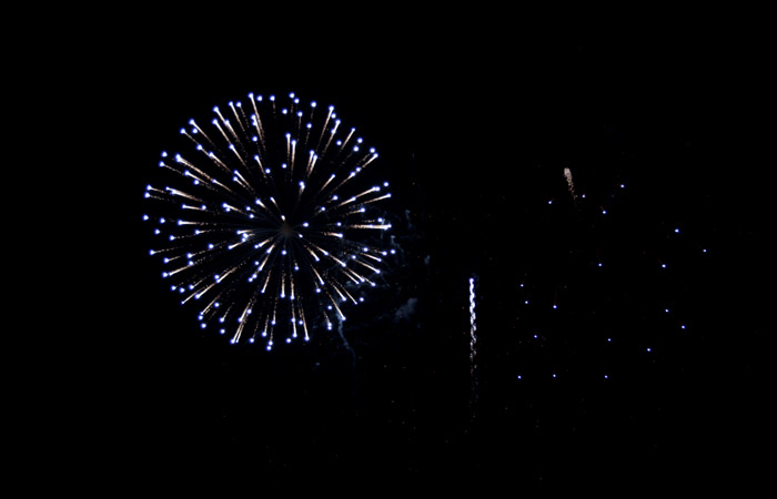 Fireworks 16 – 120fps