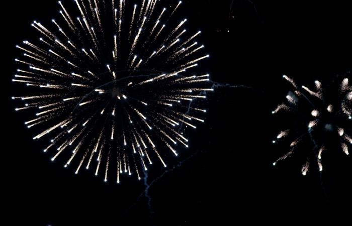 Fireworks 17 – 120fps