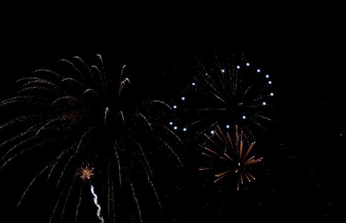Fireworks 20 – 120fps
