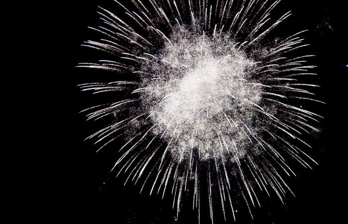 Fireworks 22 – 120fps