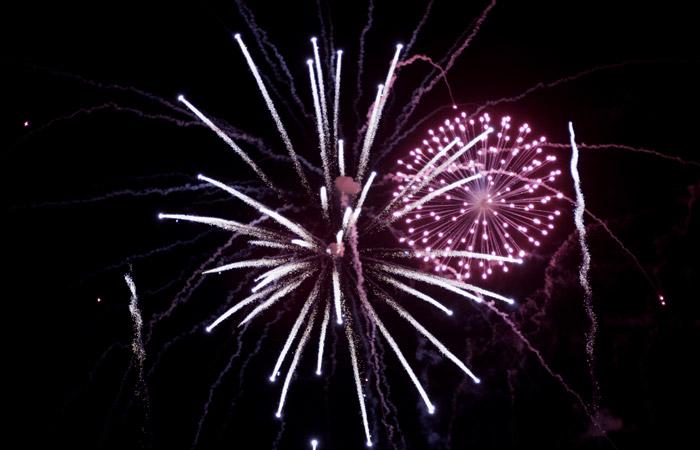 Fireworks 25 – 120fps
