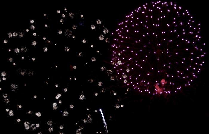 Fireworks 27 – 120fps
