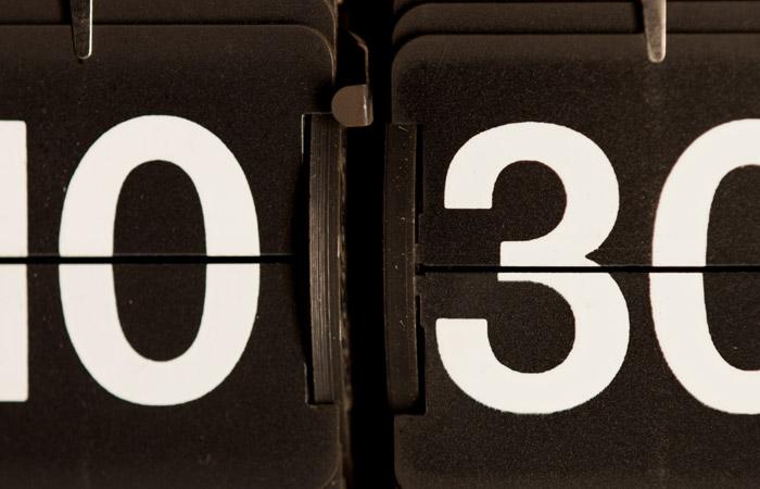 Flip Clock 22 – 10:30am