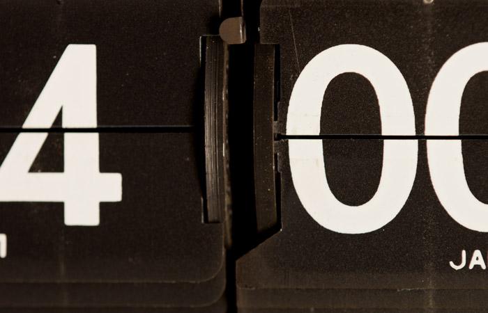 Flip Clock 33 – 4pm