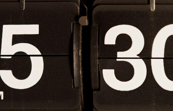 Flip Clock 36 – 5:30pm