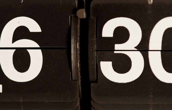Flip Clock 38 – 6:30pm