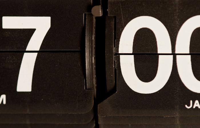 Flip Clock 39 – 7pm