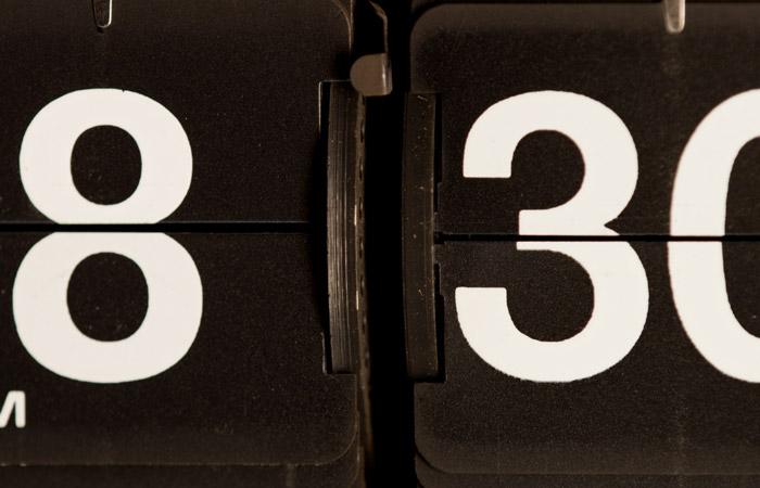 Flip Clock 42 – 8:30pm