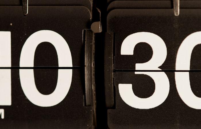 Flip Clock 46 – 10:30pm
