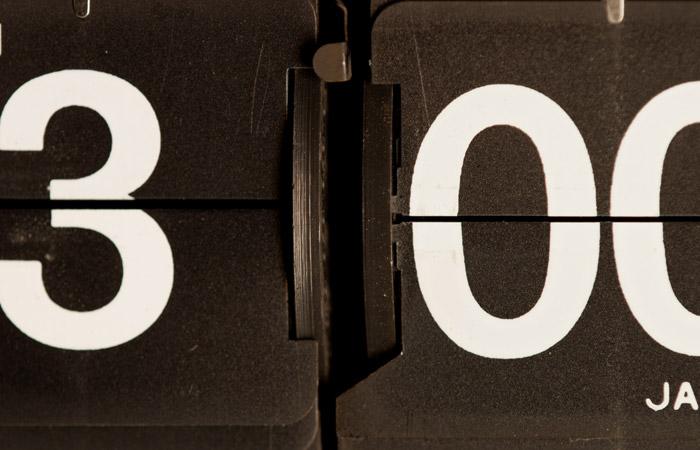 Flip Clock 7 – 3am