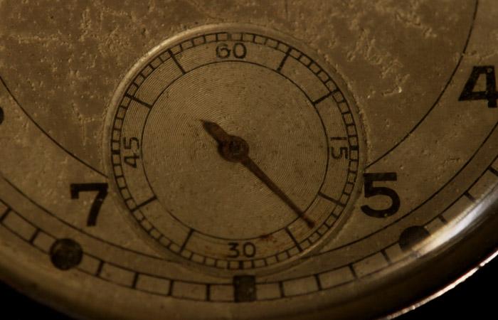 Pocket Watch a17
