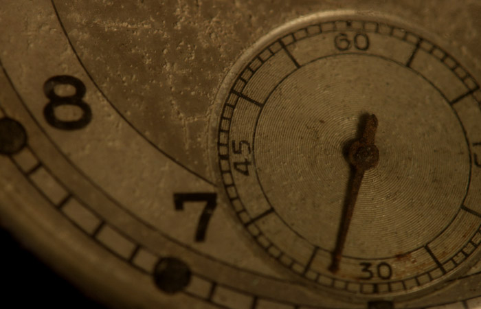 Pocket Watch a21