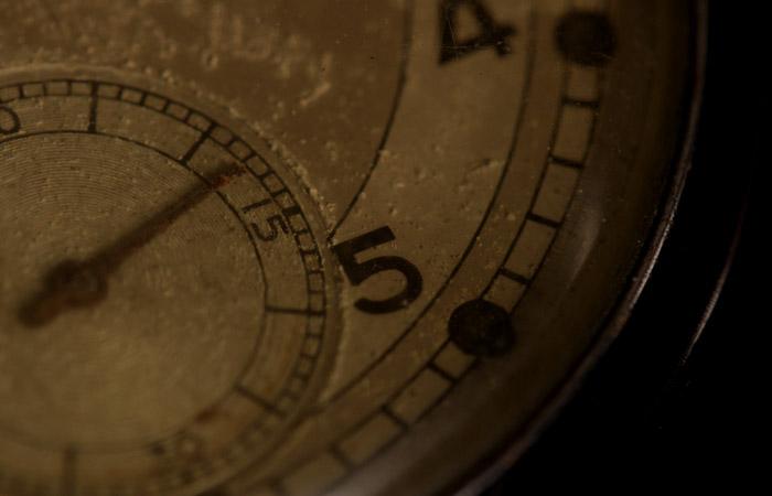 Pocket Watch a23