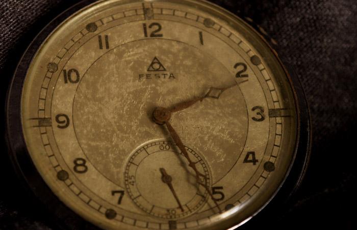 Pocket Watch a6