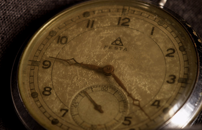Pocket Watch a8