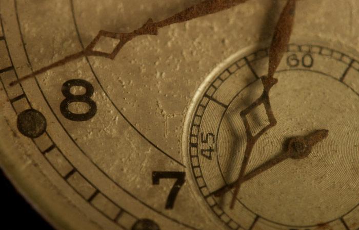 Pocket Watch a43