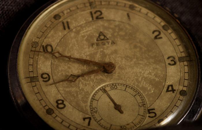 Pocket Watch a47