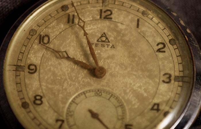 Pocket Watch a48