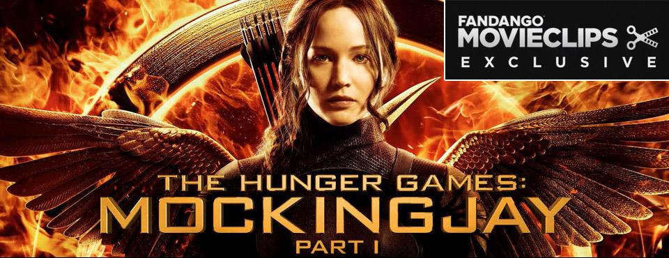 The Hunger Games: Mockingjay – Fandango Exclusive Trailer (Lionsgate)