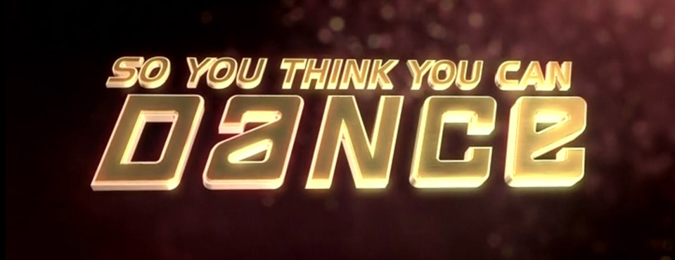 So You Think You Can Dance (Fox Network)