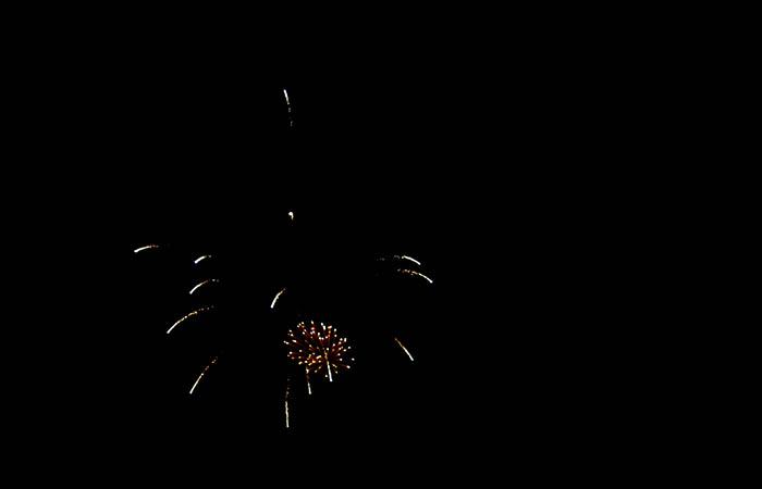 Fireworks 100