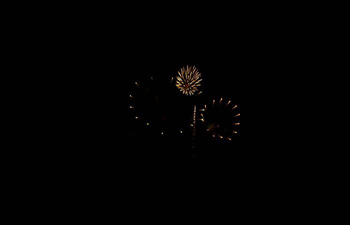Fireworks 103