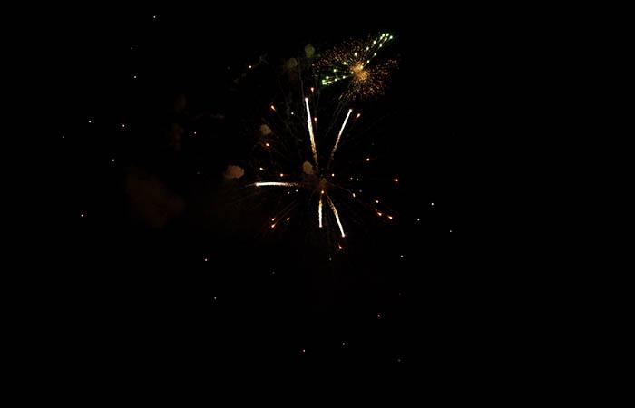Fireworks 105