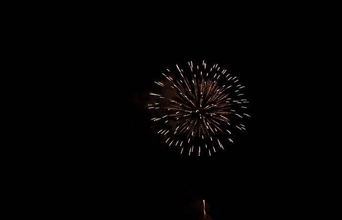 Fireworks 125
