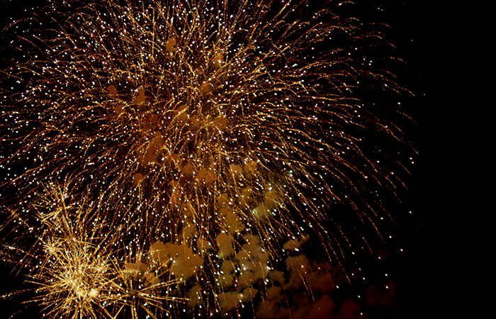 Fireworks 84