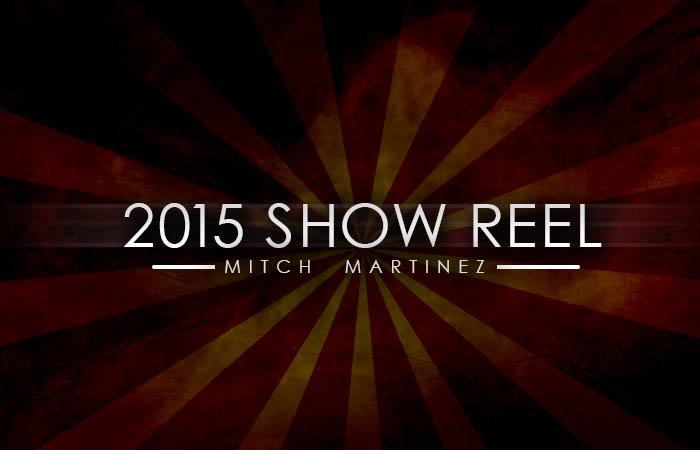 2015 Show Reel